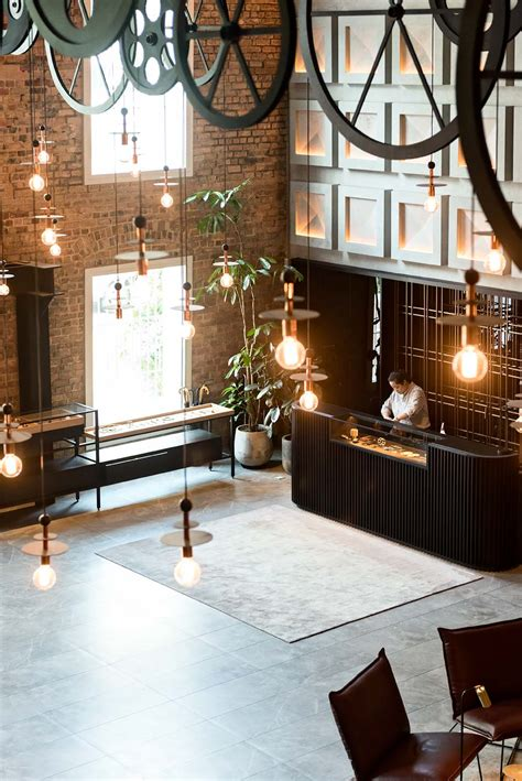 warehouse hotel review industrial chic  singapore