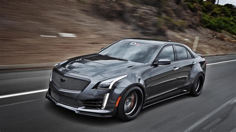 Cts V by Widebody D3 Cadillac Cts V Is A Beast Gm Authority