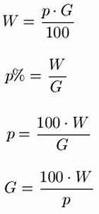 Grundwert Berechnen Formel : prozentrechnung einfach erkl rt ~ Themetempest.com Abrechnung
