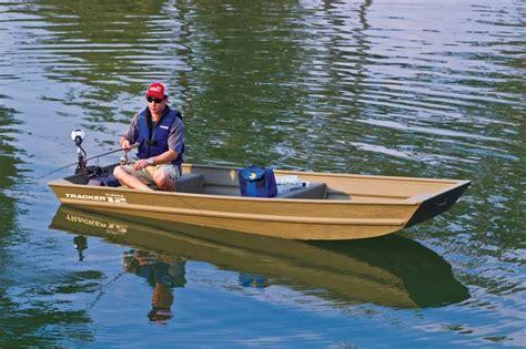 Tracker Boats Jon Boats by Tracker Boats Riveted Jon Utility Boats 2014 Topper