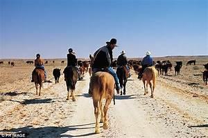 Australian cattle station that's bigger than Israel for ...