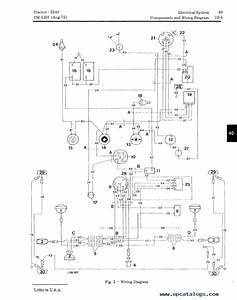 Jd 2240 Wiring Diagram : john deere 2240 tractor tm4301 technical manual pdf ~ A.2002-acura-tl-radio.info Haus und Dekorationen