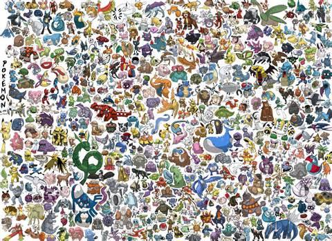 All Pokemon