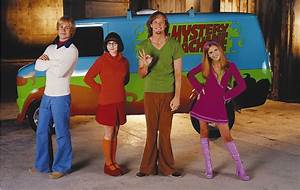 Freddie Prinze Jr Scooby Doo