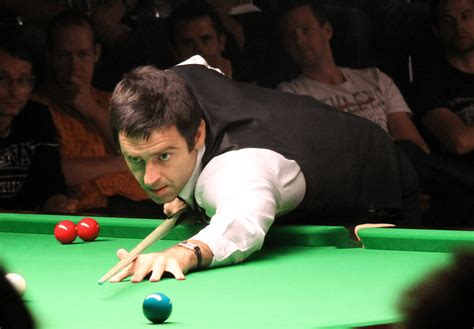 Twitter patrick won the last frame on respotted black despite having needed two snookers. Ronnie O'Sullivan wins sixth World Snooker Championship ...