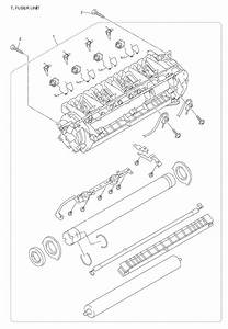 Brother Mfc 8480dn Parts List And Diagrams