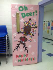 25 best ideas about christmas classroom door on pinterest