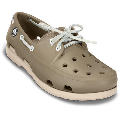 Crocs Boat Shoes Review by Crocs Unisex Line Boat Shoe J Shoes