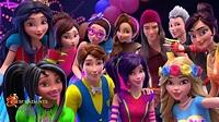 دانلود فصل اول انیمیشن فرزندان: دنیای شرور Descendants ...