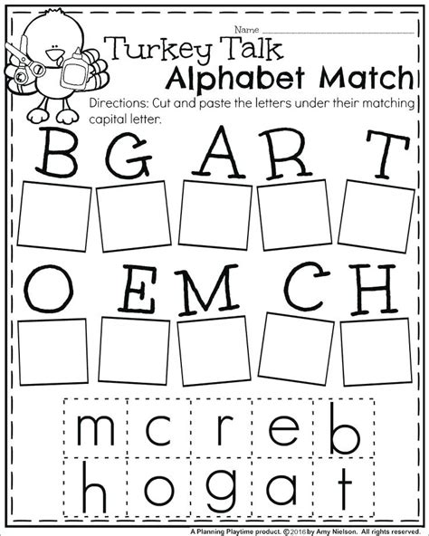 letter recognition worksheets  kids kittybabylovecom
