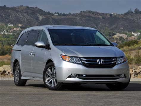 honda odyssey test drive review cargurus