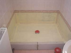 Hydroizolace sprchového koutu