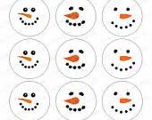 affordable engagement rings items similar to the snowman 1 quot 4x6 bottle cap images 1 inch rounds graphics