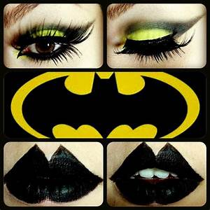 Bricolage Halloween Adulte : halloween bat woman inspired makeup tutorial youtube halloween deguisement maquillage ~ Melissatoandfro.com Idées de Décoration