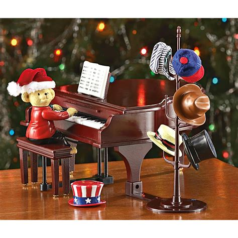 magical teddy takes requests music box 144890 musical