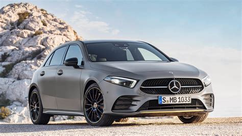 Mercedes New Cars by Coming To America Mercedes Unveils The New A Class