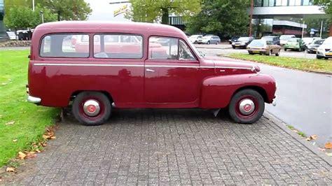 Volvo P210 Duett 1964 walkaround - YouTube