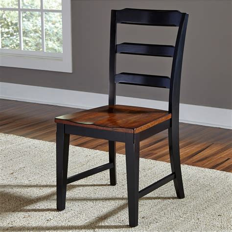 wood dining table with upholstered chairs avalon wood dining chairs set of in black cherry and