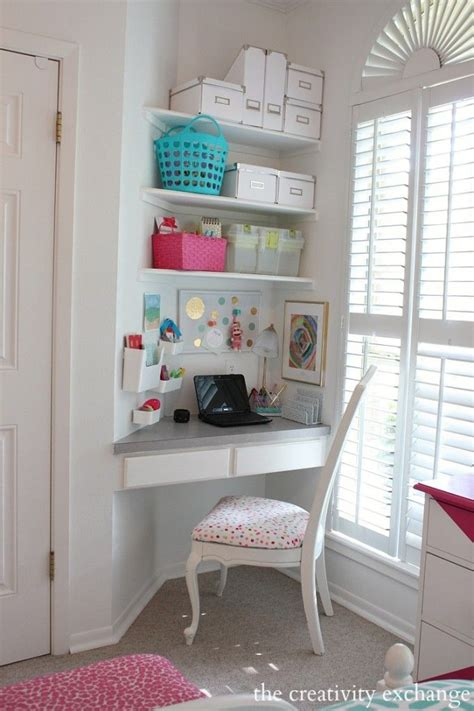 girls room revamped  bright  bold tween room
