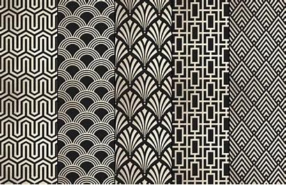 Deco Patterns Seamless Pattern Thomas Dribbble Tony