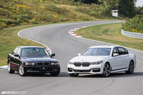 G11g12 Bmw 7 Series Lineage Shoot