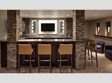 Rec Room Reimagined Basement Remodel Drury Design