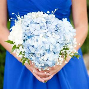Ideas on Beautiful Blue Wedding Bouquets
