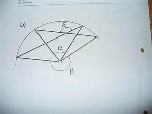 Delta Berechnen : kreisberechnungen geometrie winkel im kreis mathelounge ~ Themetempest.com Abrechnung