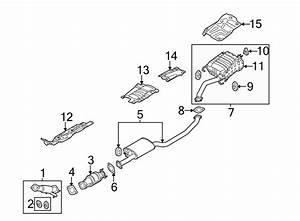 Kia Sorento Converter Assembly - Catalytic  Injection  Direct