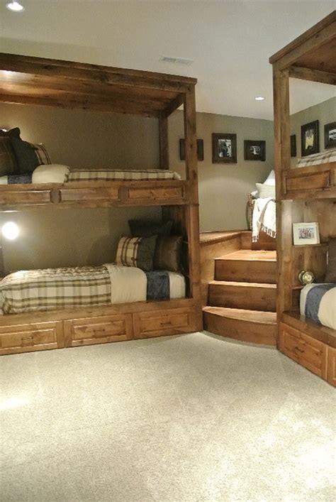 ɇ�厚な造作2段ベッドとコーナーの寛ぎスペース Ľ�宅デザイン
