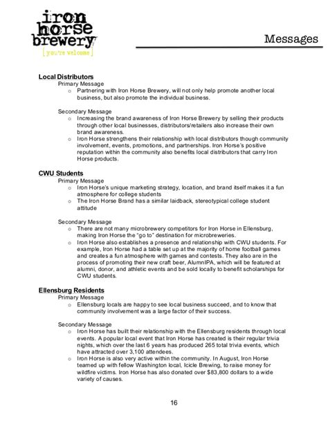 Brewery business plan template free costumepartyrun brewery business plan template 28 images brewery wajeb Image collections