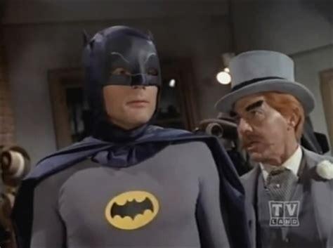 batman  tv series episode batman stands pat dc