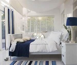 Decoration Chambre Style Marin : d co chambre marine ~ Zukunftsfamilie.com Idées de Décoration