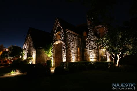 led landscape lighting in dallas tx fort worth tx