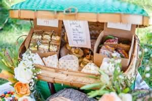 nuts gift basket picnic wedding ideas weddbook