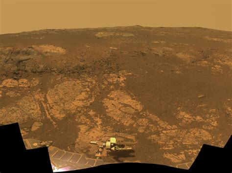 opportunity rover begins tenth year  mars ieee