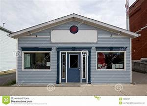 Small Store Building Royalty Free Stock Photography