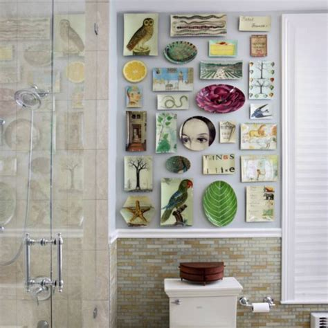 bathroom wall mural ideas 15 unique bathroom wall decor ideas home ideas