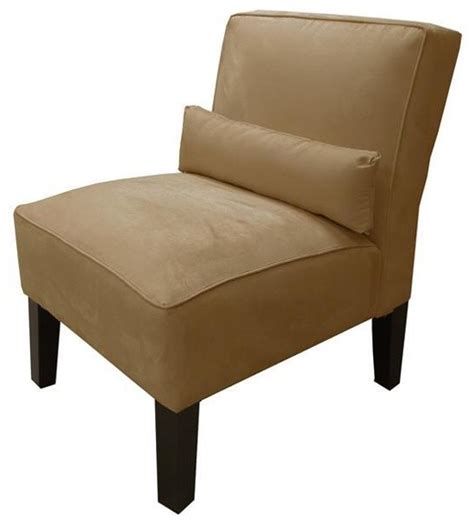 custom bryce upholstered armless slipper chair 33 quot hx25