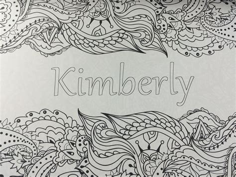 Personalized Adult Coloring Books From Put Me In The Story