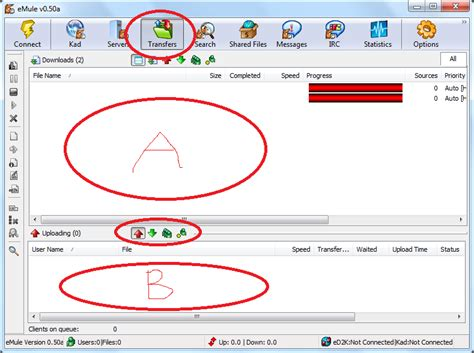 emule best server how to connect to the ed2k and kad networks emule