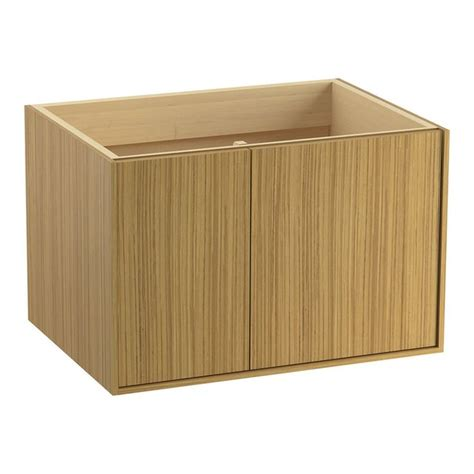 wall mounted bathroom vanity cabinet only view the kohler k 99541 l jute 30 quot vanity cabinet only