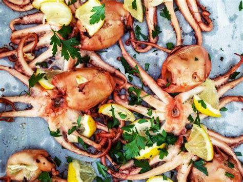 cuisiner les calamars comment cuisiner des tentacule de poulpe 28 images