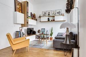 Dco Salon Moderne 30 Photos D39inspiration Ct Maison