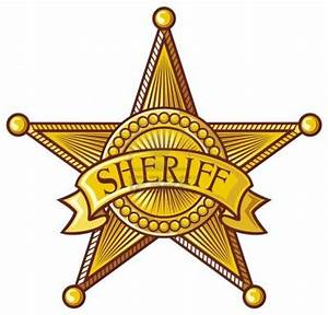 Sheriff Badge Clipart - Cliparts.co