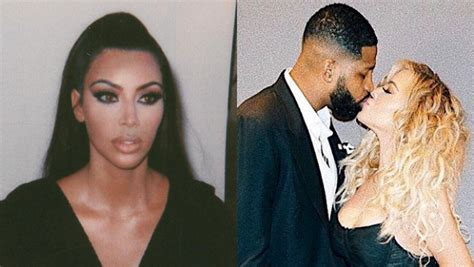Kim Kardashian's Not Happy Khloe Is Attending Tristan's