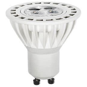 led bulbs gu10 250lm 4w pack of 10 from screwfix free