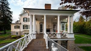 Photo Of Revival Porch Ideas by Modern Revival Ramsgard Architectural