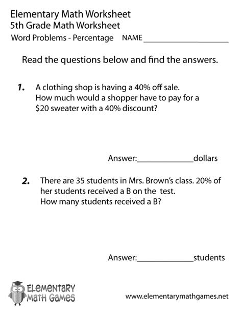pronoun worksheets  grade