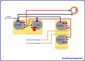 Volume Pot Wiring Diagram